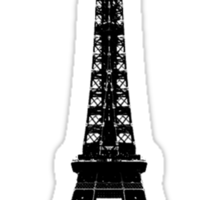 Paris Paris Sticker