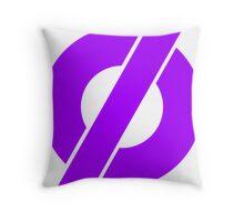 PHI Throw Pillow