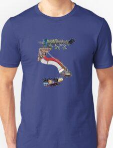S - Surreal Caligraphy T-Shirt