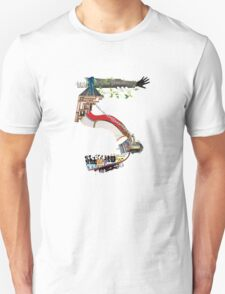 S - Surreal Caligraphy T-Shirt