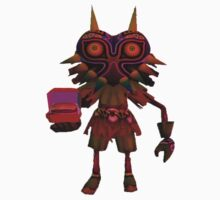 Skull Kid's Burger by holywhutuh