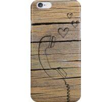 Love Line iPhone Case/Skin