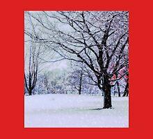 Winter Trees Unisex T-Shirt
