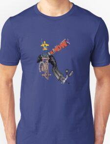 K - Surreal Caligraphy T-Shirt