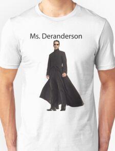 Ms. Deranderson T-Shirt