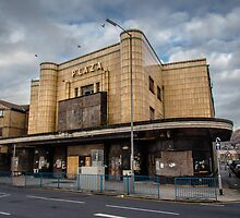 Plaza Cinema - Port Talbot by digihill