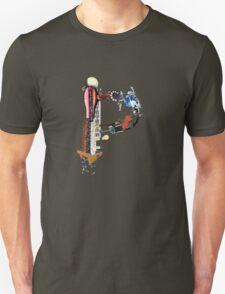 P - Surreal Caligraphy T-Shirt