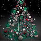Merry Christmas! (Snow) by Susana Weber
