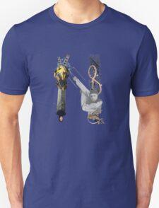N - Surreal Caligraphy T-Shirt