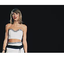 Taylor Swift Clean Toronto  Photographic Print