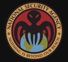 The spectre of the NSA (color) by Tiki2