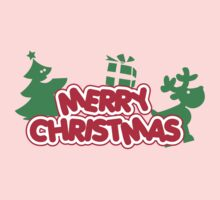 Merry Christmas Kids Clothes