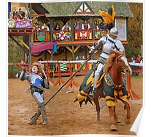 The Jousters 5 Poster
