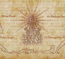 Suryanamaskar – The Sun Salutation by satyakam