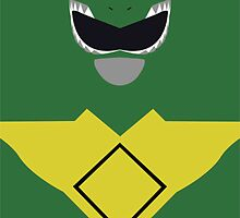Green Power Ranger by Jason333