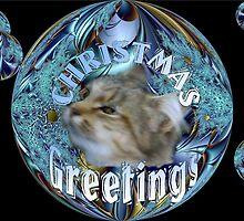 Christmas Greetings by missmoneypenny
