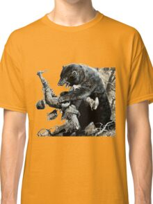 glass and grizzly the revenant movie Classic T-Shirt
