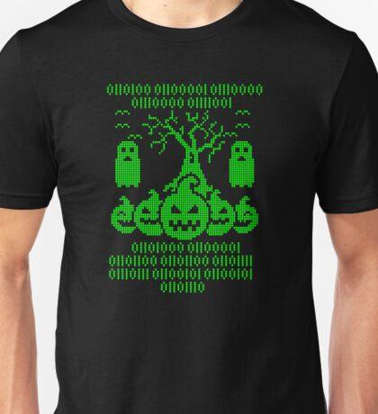 Binary Halloween Unisex T-Shirt