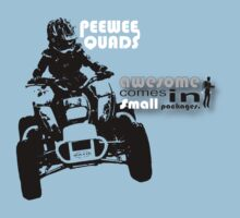 Jet Pack Racing - Peewee Quads Are Awesome Kids Clothes