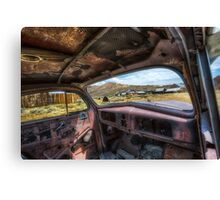 From the Inside View Canvas Print