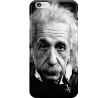 Albert Einstien  iPhone Case/Skin