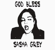god bless sasha grey by feeb