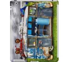 The 'BENCH Jeans' Vw Split Screen custom Van iPad Case/Skin