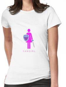 Fangirl - Legend of Zelda Womens Fitted T-Shirt