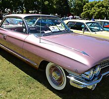 Cadillac 1961 Coup deville by Barry  Cooke