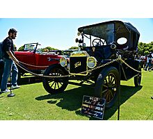 1915 Model T Ford Photographic Print