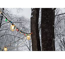 A Festivus Morning Photographic Print