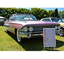 1961 Cadillac  Photographic Print