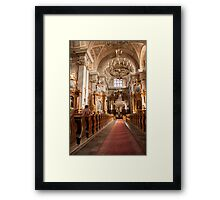 The Spectacular St. Anne's Framed Print