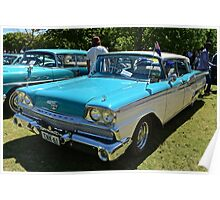 1961 Ford Fairlane Poster