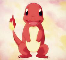 Charmander In The Clouds by sophsoph90