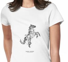 Dark Horse Womens Fitted T-Shirt