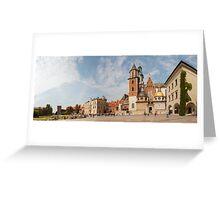 Wawel Castle Greeting Card