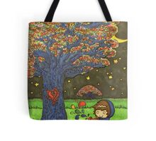 And I watered  Tote Bag