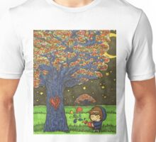 And I watered  Unisex T-Shirt