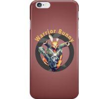 Warrior Bunny Nukem iPhone Case/Skin