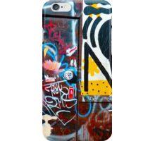 street art 3 iPhone Case/Skin