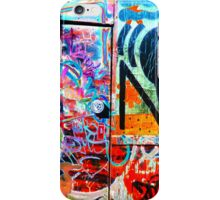 Street art 4 ever iPhone Case/Skin