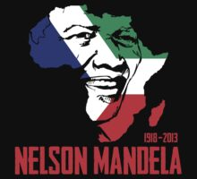 NELSON MANDELA by soclothing