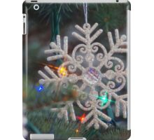 Stary Snow Flake. iPad Case/Skin