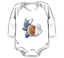 Pokemon - Wartortle Sprite  One Piece - Long Sleeve