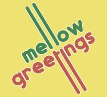 Mello Greetings Kids Clothes