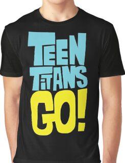 Teen Titans Go Graphic T-Shirt