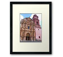 ©MS Tlalpujahua XIA Framed Print