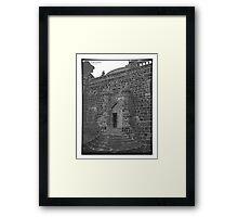 ©MS On The Side IA Framed Print