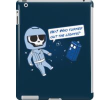 Lights out! iPad Case/Skin